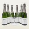 Case of Six Bolney Bubbly with Free Ice Bucket