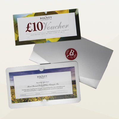 Grand Gourmet Tour Voucher with Free £10 Gift Voucher