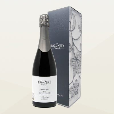 Bolney Wine Estate - Single Sparkling Gift Box - Cuvée Noir