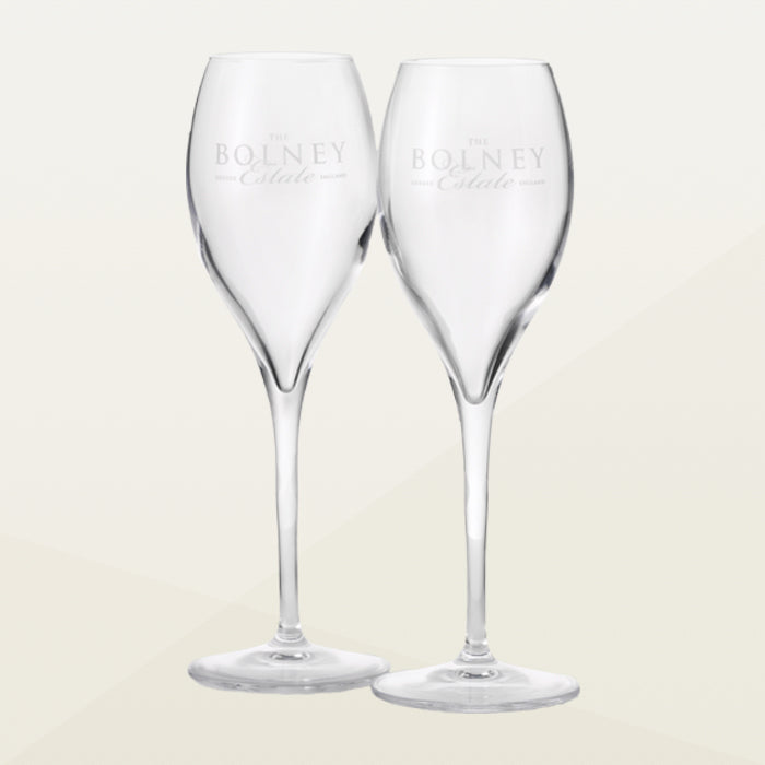Sparkling Glasses Duo