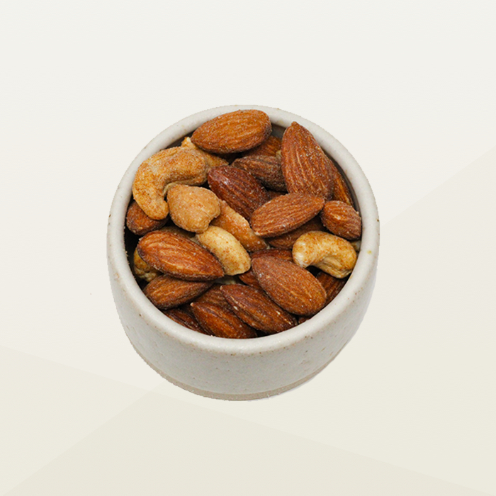 Cambrook Hickory Smoke Almonds & Cashews