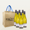 Case of 6 Estate Bacchus with free Bolney Bag