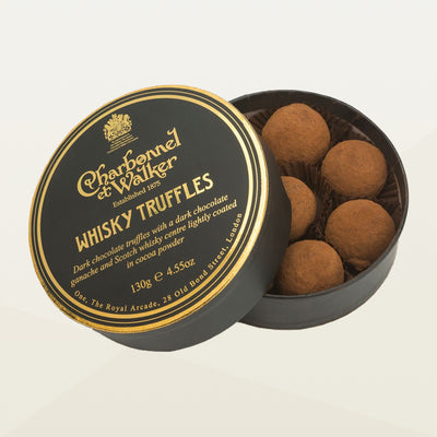 Charbonnel et Walker Whisky Truffles