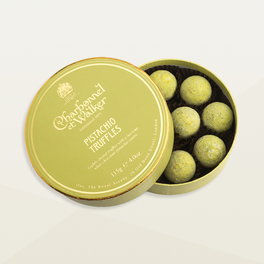 Charbonnel et Walker Pistachio Chocolate Truffles