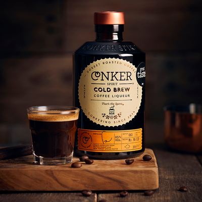 Conker Cold Brew Coffee Liqueur 35cl