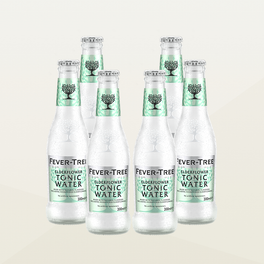 Fever-Tree Elderflower Tonic Water 200ml Case of 6