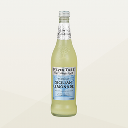 Fever Tree Refreshingly Light Sicillian Lemonade 500ml