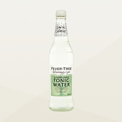 Fever Tree Refreshingly Light Elderflower Tonic