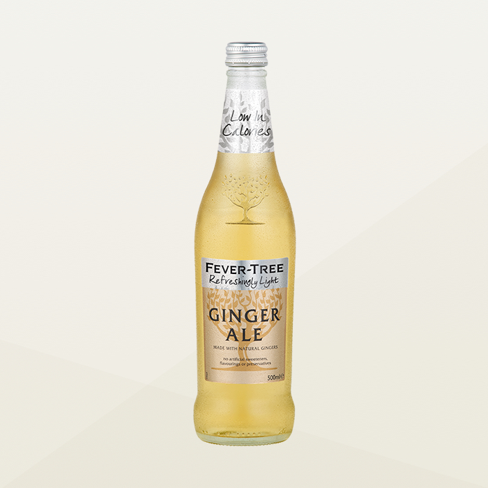 Fever Tree Refreshingly Light Ginger Ale