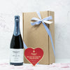 Deluxe Sparkling Wine & Chocolate Gift Box