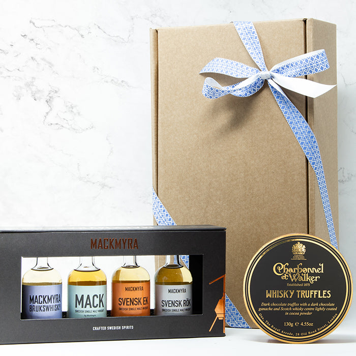 Luxury Whisky Gift Box