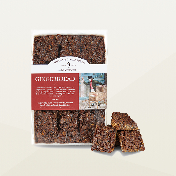 Horsham Gingerbread- Original Recipe Gingerbread