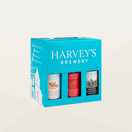 Harvey's 6 Pack Gift Box