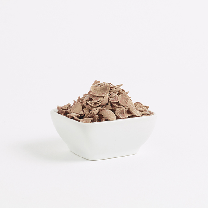 Knoops Milk Chocolate Flakes 34%