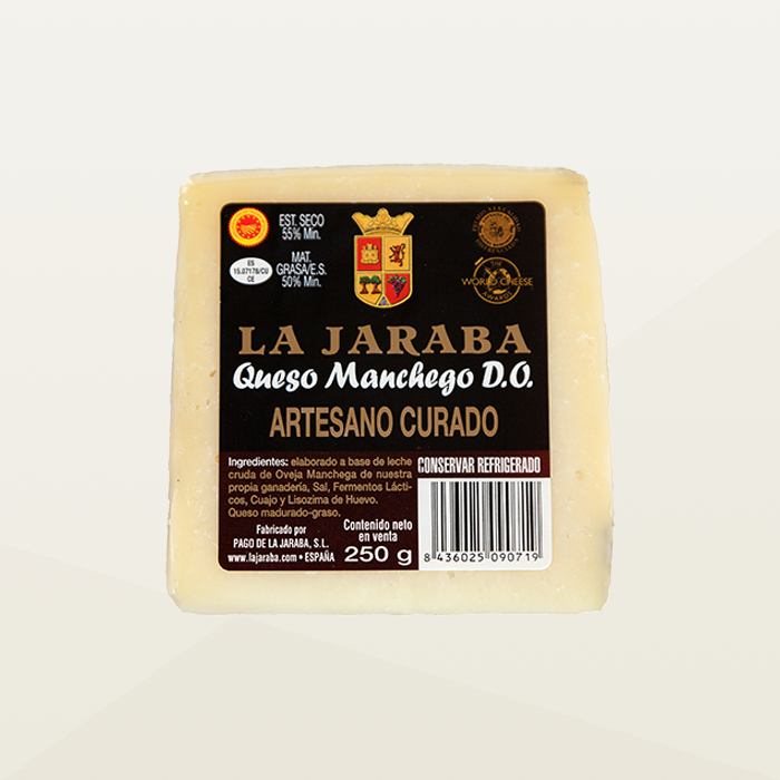 Manchego Semi Curado Cheese 200g