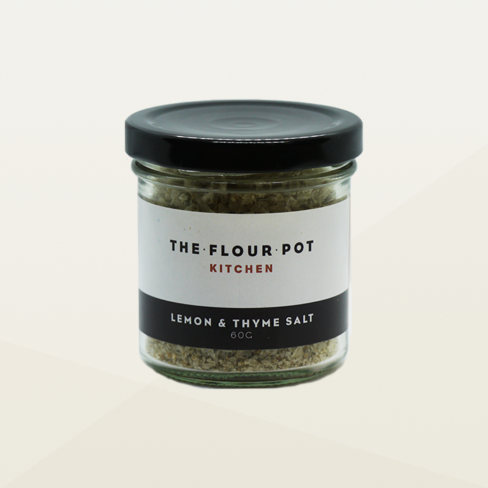 Flour Pot Lemon and Thyme Salt