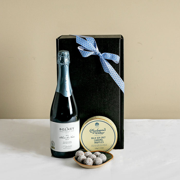 Luxury Wine & Chocolate Gift Box