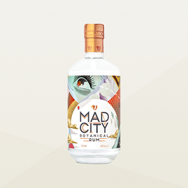 Mad City Botanical Rum