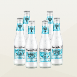 Fever-Tree Mediterranean Tonic Water 200ml Case of 6