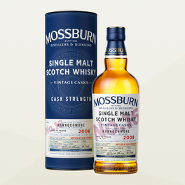 Mossburn Single Malt Scotch Whisky Mannochmore 2008
