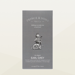 Prince and Sons Earl Grey Tea