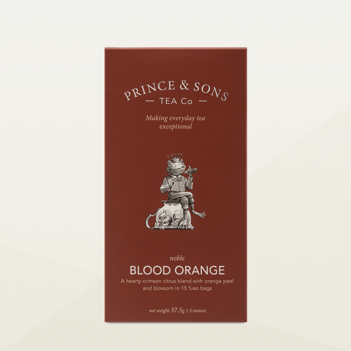 Prince and Sons Blood Orange Tea