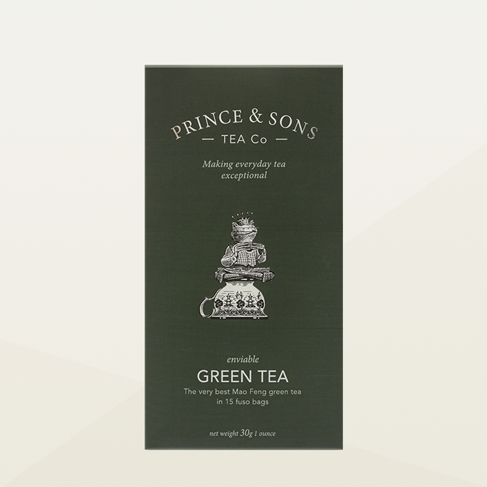 Prince and Sons Green Tea - Mao Feng