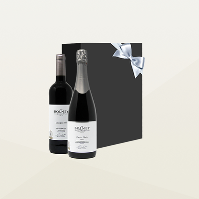 Red Wine Lover's Gift Box Christmas