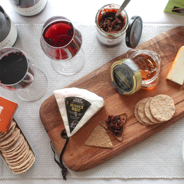 Red Wine Cheeseboard