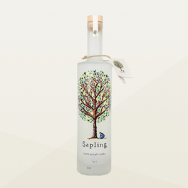 Sapling British Vodka