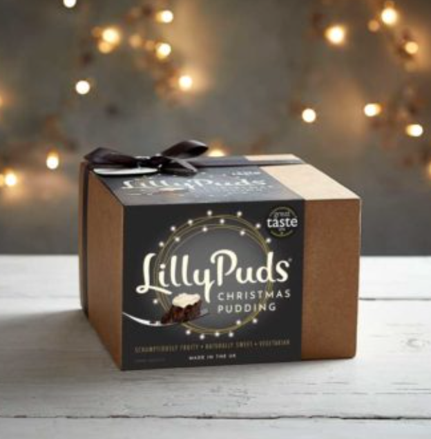 Lilly Puds Christmas Pudding