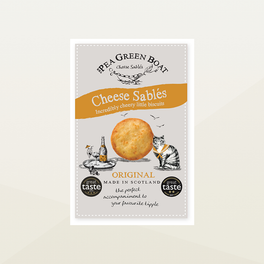 Original Cheese Sables