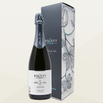 Bolney Wine Estate - Single Sparkling Gift Box - Blanc de Noirs