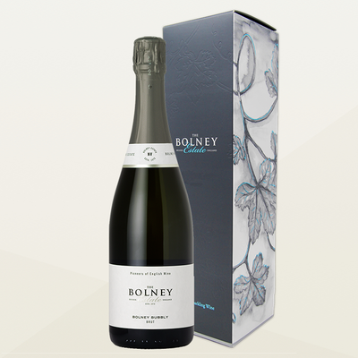 Bolney Wine Estate - Single Sparkling Gift Box - Bolney Bubbly