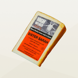 Sister Sarah Goats' Milk Cheese 110g