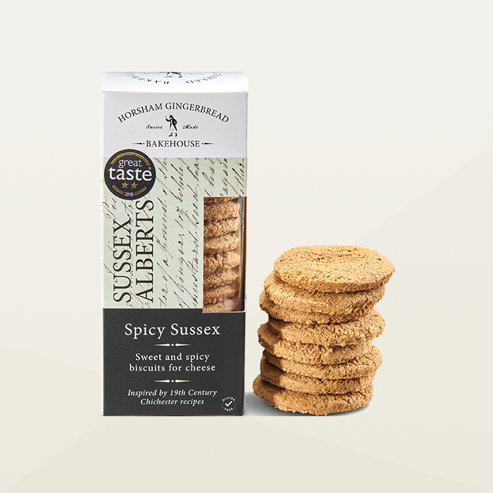 Horsham Gingerbread Spicy Sussex Thins