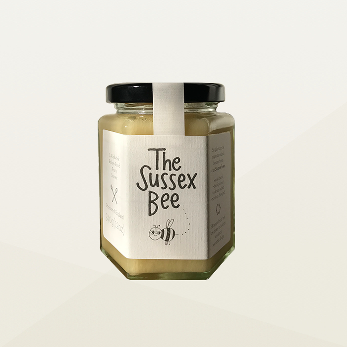 Sussex Bee Company Soft Set Wildflower Honey