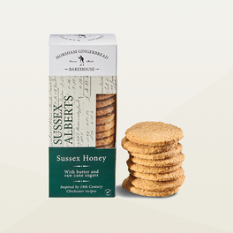 Horsham Gingerbread Sussex Honey Albert Thins