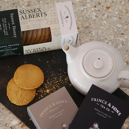 Tea and Biscuits Bundle