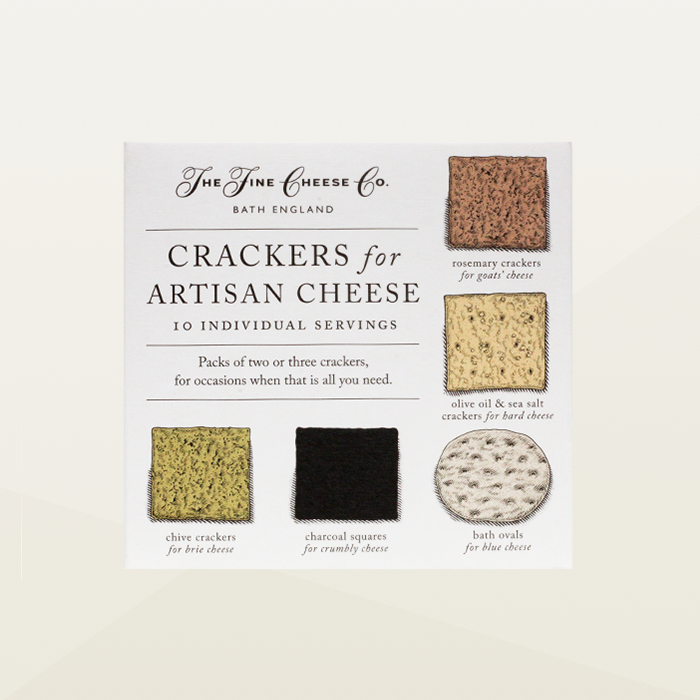 Crackers for Artisan Cheese
