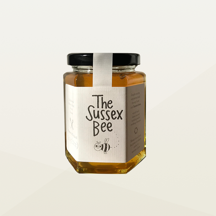 Sussex Bee Company Runny Wildflower Honey
