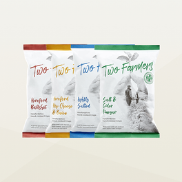 Mixed Selection Two Farmers Crisps 40g