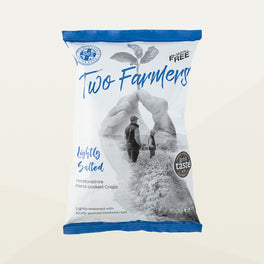 Two Farmers Lightly Salted Crisps