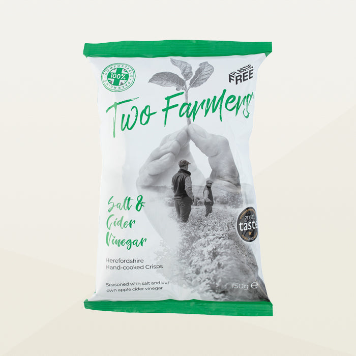 Two Farmers Salt & Cider Vinegar Crisps