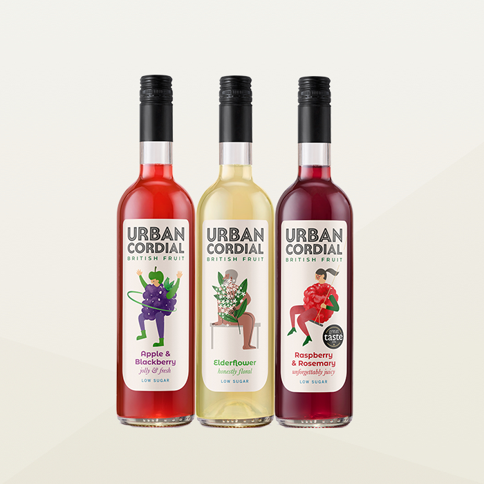 Urban Cordial Set