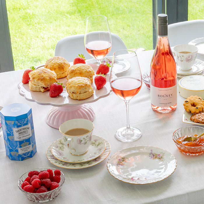 Valentine's Day Luxury Afternoon Tea Takeaway