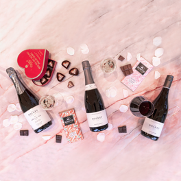 Valentine's Wine and Chocolate Virtual Tasting
