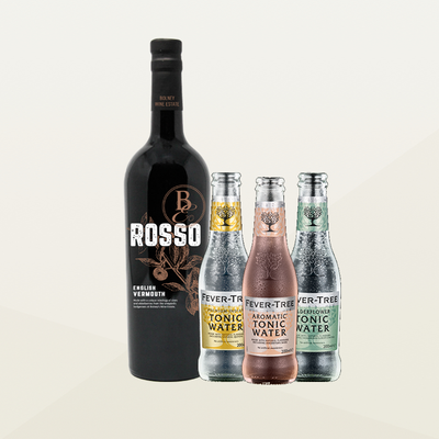 Rosso Vermouth with free tonics (BF)