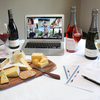 Luxury Virtual Wine Tasting Voucher