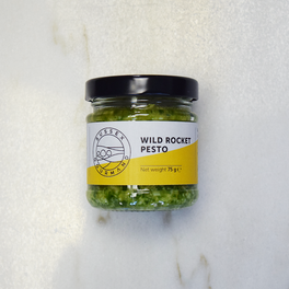 Sussex Gourmand Wild Rocket Pesto